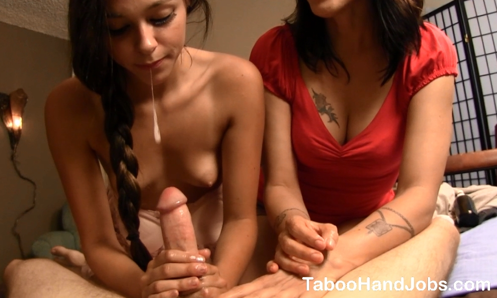 Mom wants to talk about daughter ends up fucking - 3 part 10
