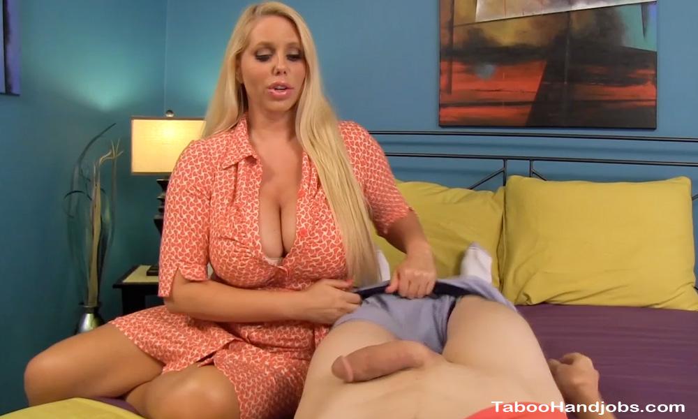 Big tit jerk off challenge plumper tits and superb nips - 1 part 1